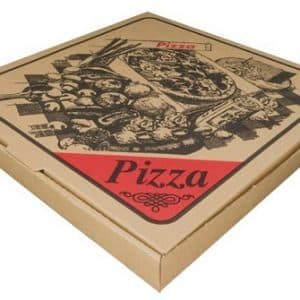 PIZZA BOX 11""