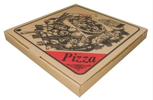 "PIZZA BOX 11"""