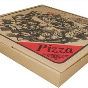 Pizza Box 13""