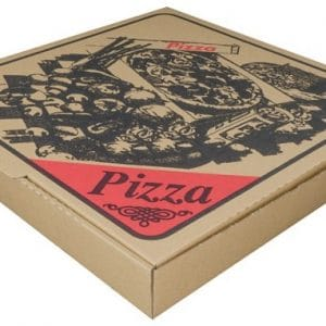 Pizza Box 15""