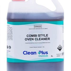 Combi Oven Cleaner 5lt