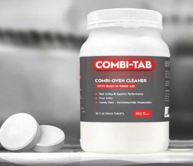 Combi-Tab Combi Oven Cleaner