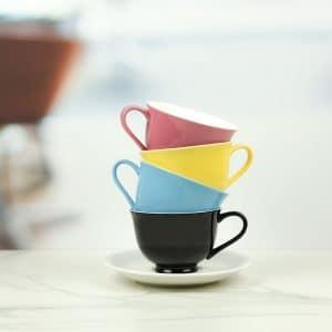 Crockery - Rockingham - Teacups