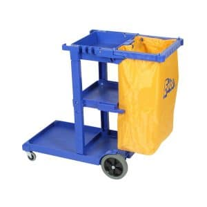 Janitorial - Carts & Trolleys