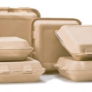 Bamboo Takeaway Containers