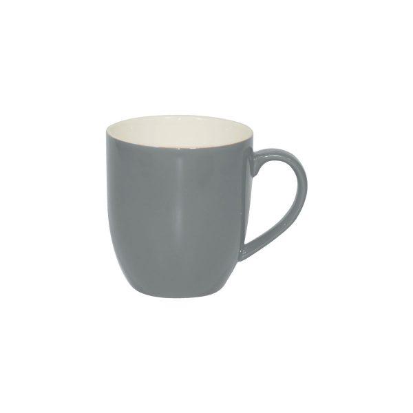 Crockery - Brew French Grey Mug