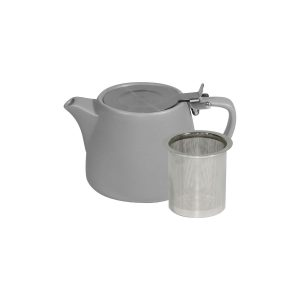 Brew - Silver Ice Stackable Teapot